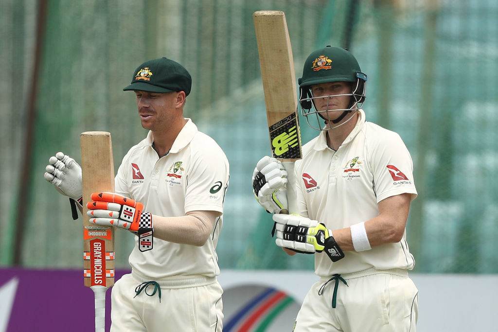 Bats like those used by David Warner will not be allowed anymore.