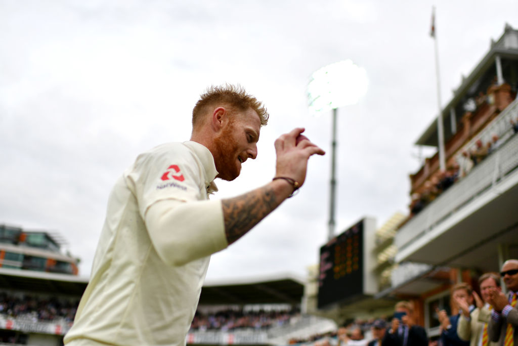 Stokes dominates again as England take handy lead