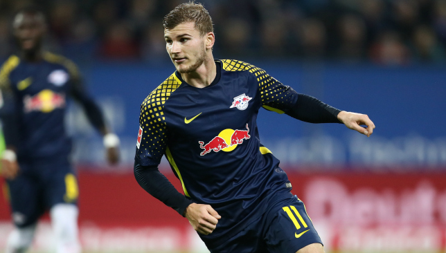 Timo Werner talks up potential transfer