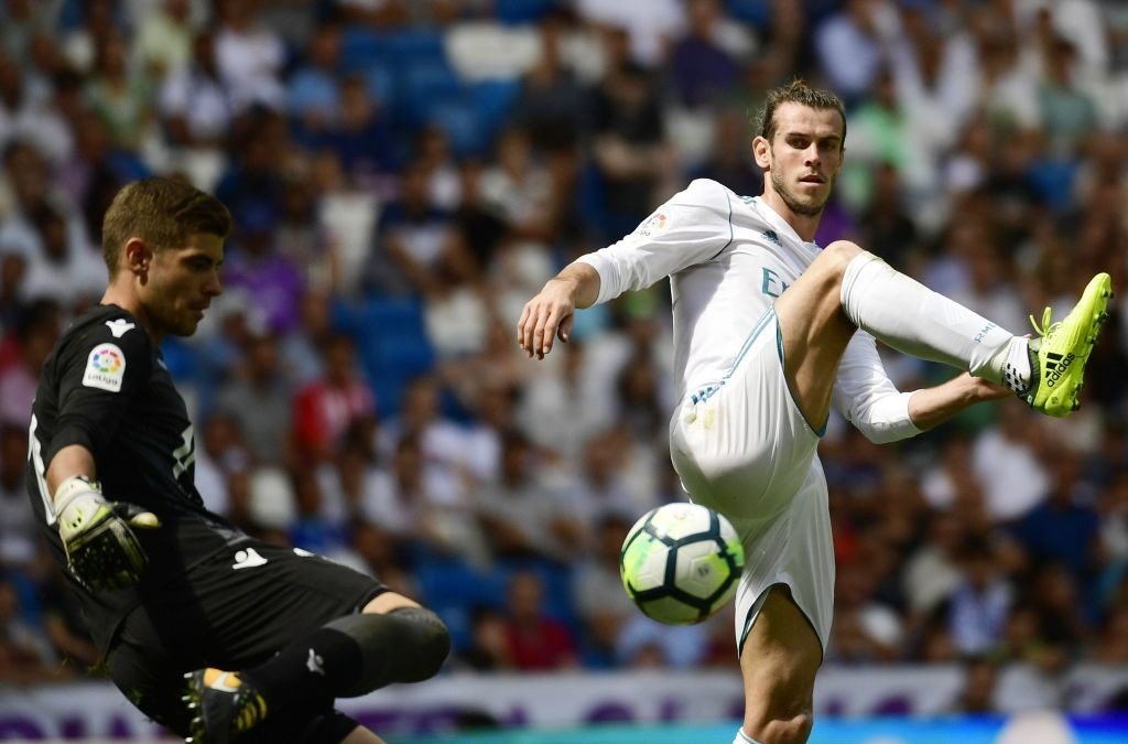 Bale squandered three golden chances against Levante on Saturday.