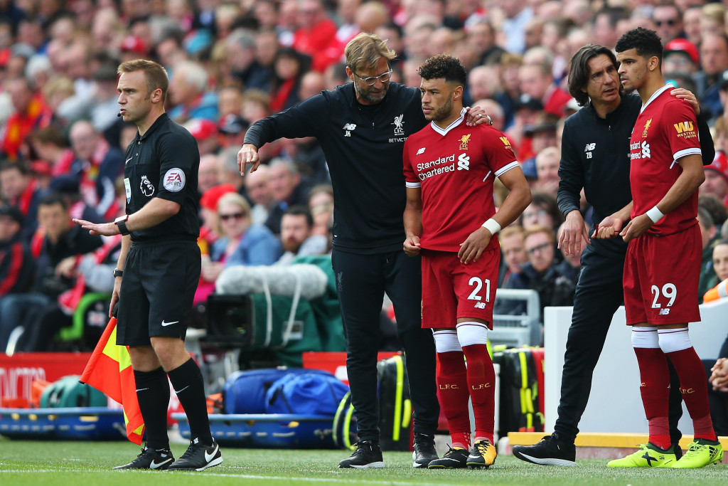 What worries me about Liverpool FC (not their defence) — Jamie Redknapp