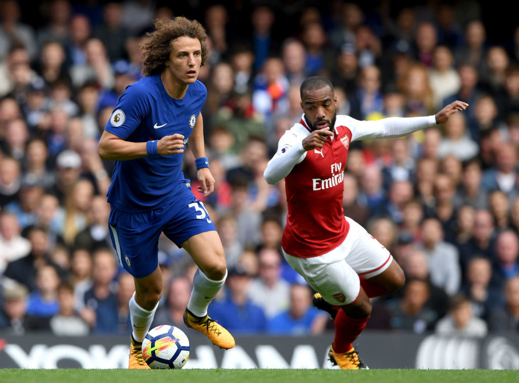 Luiz was fouled by Sanchez before red, claims Conte