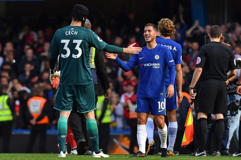 Eden Hazard impressed off the bench