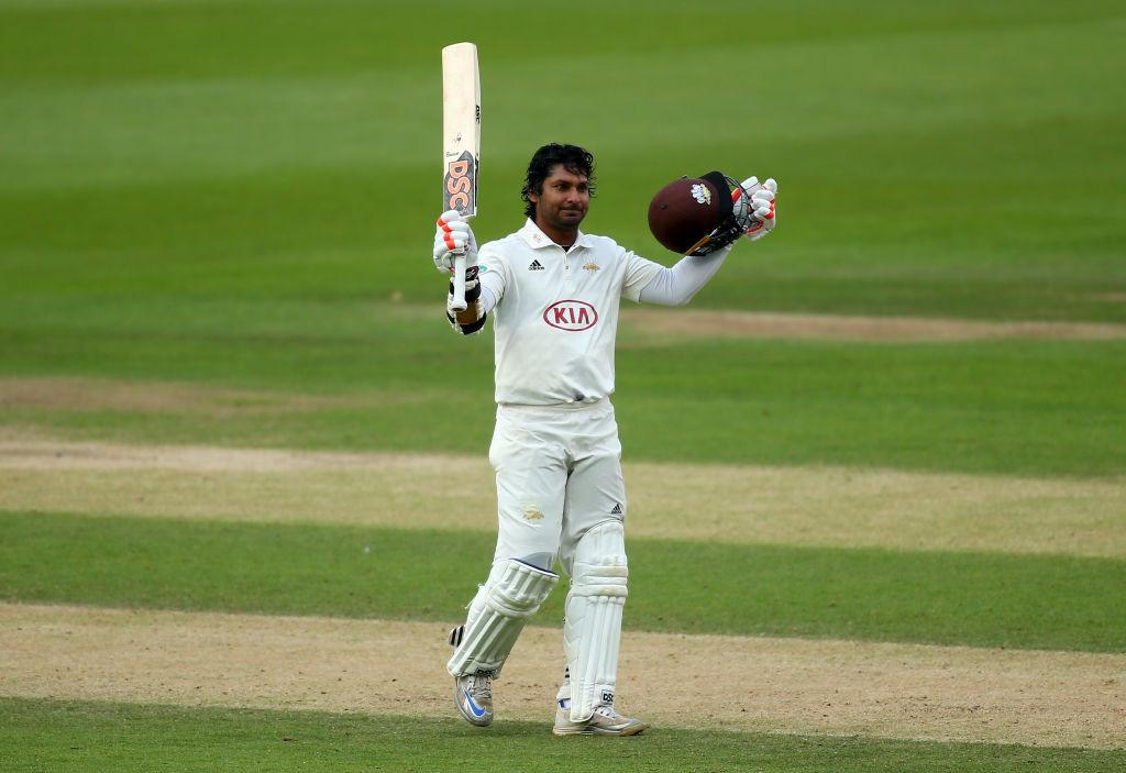 Sangakkara has score eight centuries including a highest of 319 this season.