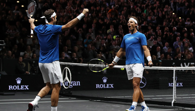 Laver Cup Roger Federer And Rafael Nadal S Historic Doubles Match Hit All The Right Notes Sport360 News