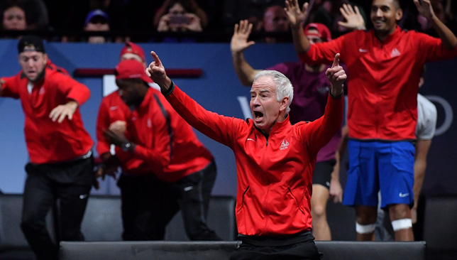 John McEnroe: The ATP was wrong not to embrace Laver Cup