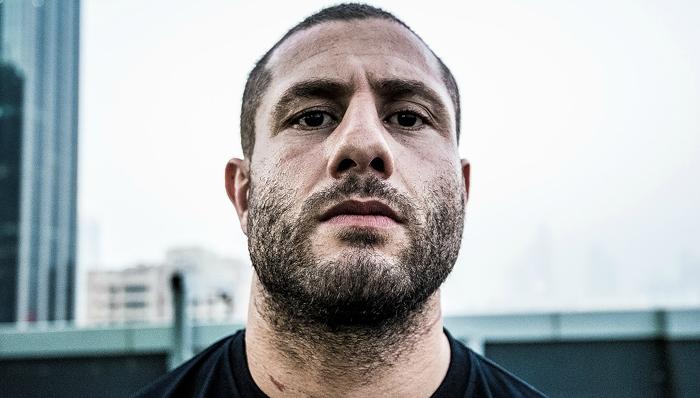 Gokhan Saki (via/UFC.com)