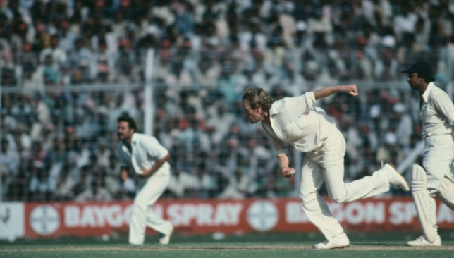 Hogg played 38 Tests and 71 ODIs for Australia.