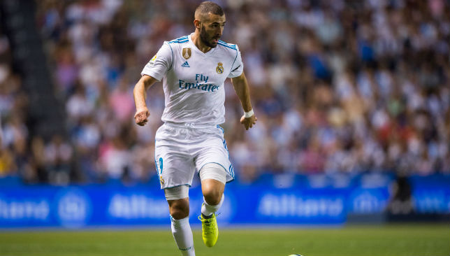 Benzema hurt, Marcelo sent off as Madrid draws with Levante