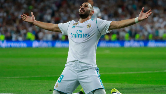 Set to end career at Madrid: Benzema.