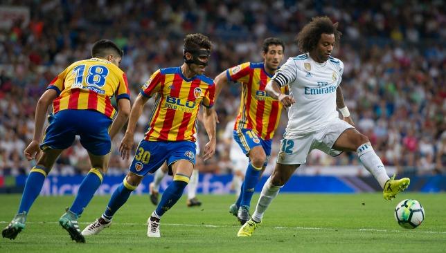 Key man: Marcelo.