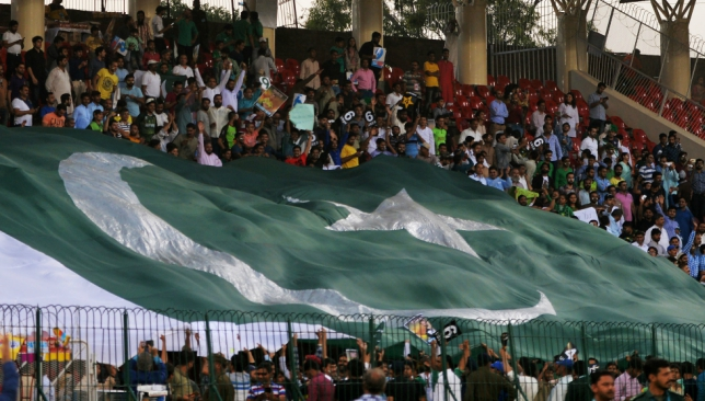 International cricket returned to Pakistan this month after a nine-year absence.