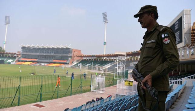Pakistani Policeman