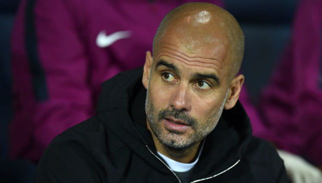 Pep Guardiola on course for an early retirement