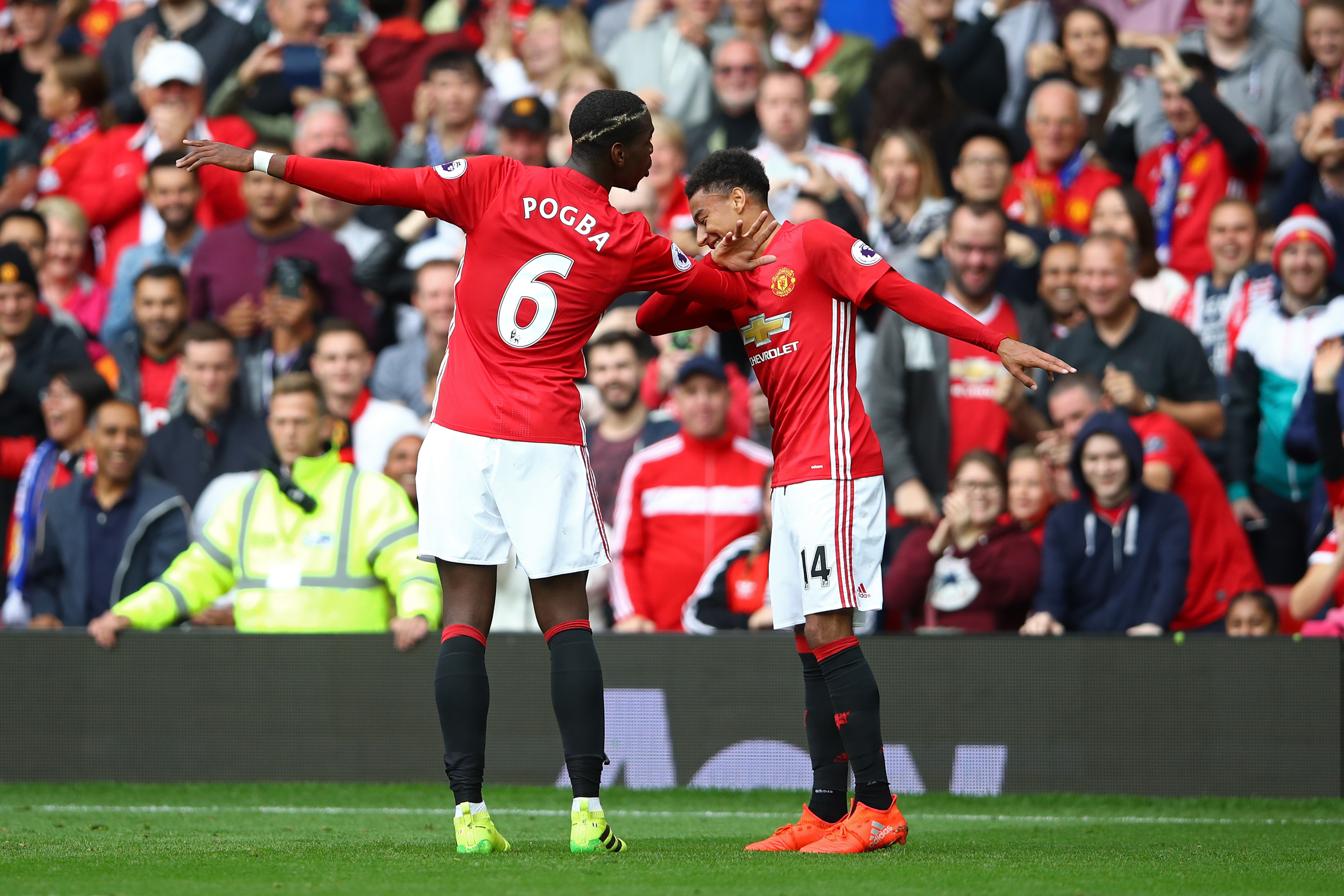 609018ecea4 Man United duo Paul Pogba and Romelu Lukaku top list of 20 highest ...