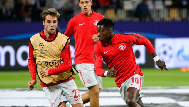 Quincy Promes (R)