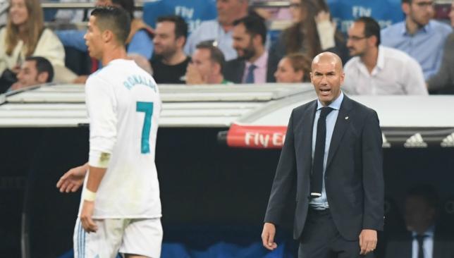 Real couldn't find a breakthrough despite Ronaldo's return.