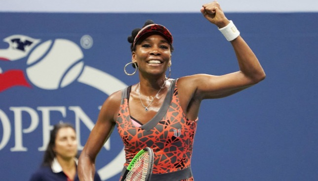 Can she go all the way? Venus is in the last four.