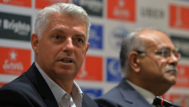 ICC chief executive David Richardson calls for more work from Pakistan.
