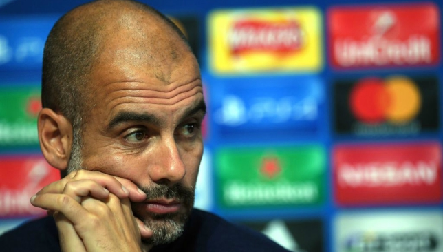 Manchester City boss Pep Guardiola reveals ambitions to manage Spain