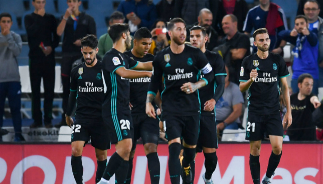 Real Madrid coach Zidane delighted for Bale after wonder goal