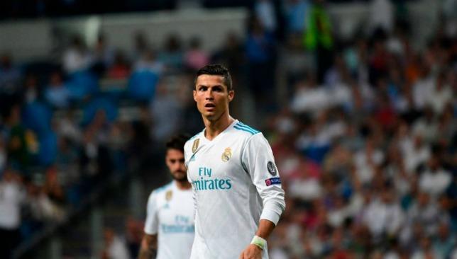 Cristiano Ronaldo returns from his five-match suspension.