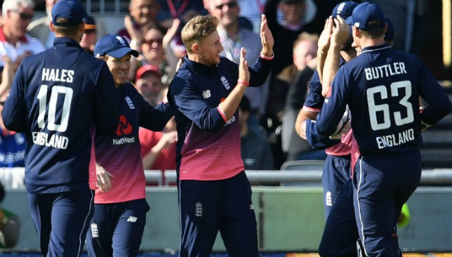 Joe Root redeemed himself after dropping Chris Gayle early in the innings.