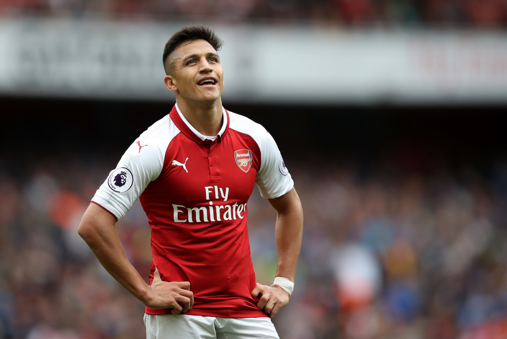 Sanchez impressed but his wait for a first league goal of the season continues.