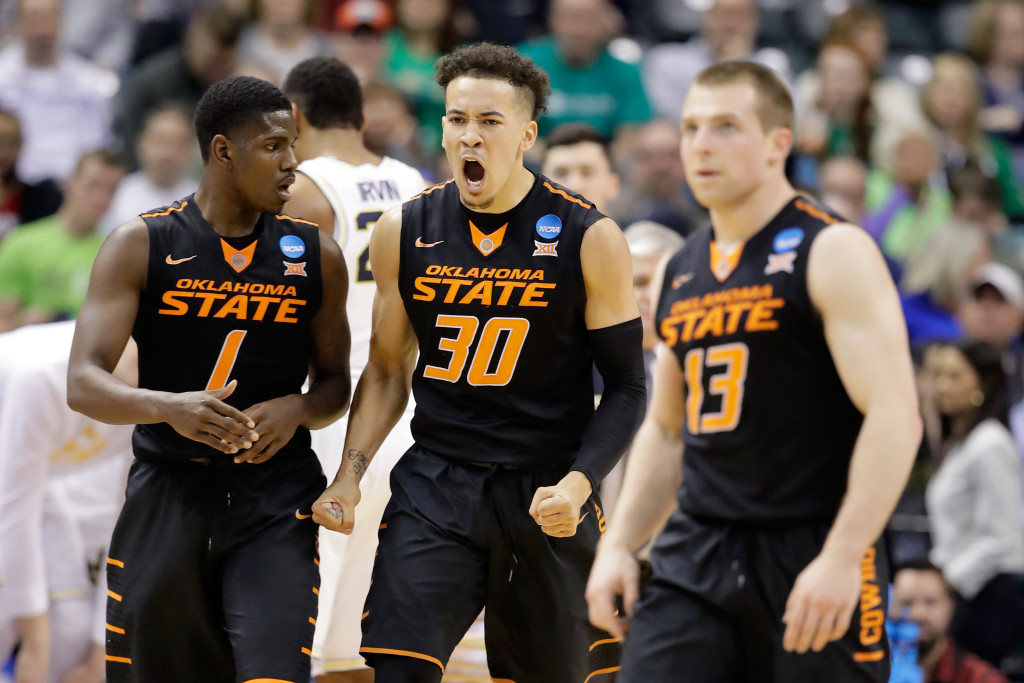 Oklahoma State is one of the big-ticket programs named in the scandal.