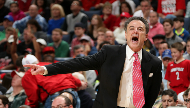 Louisville's Rick Pitino is the most high-profile figure involved in the scandal.