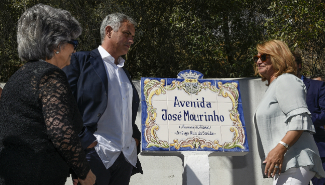 Which way Jose? Mourinho's on the right road in Setubal