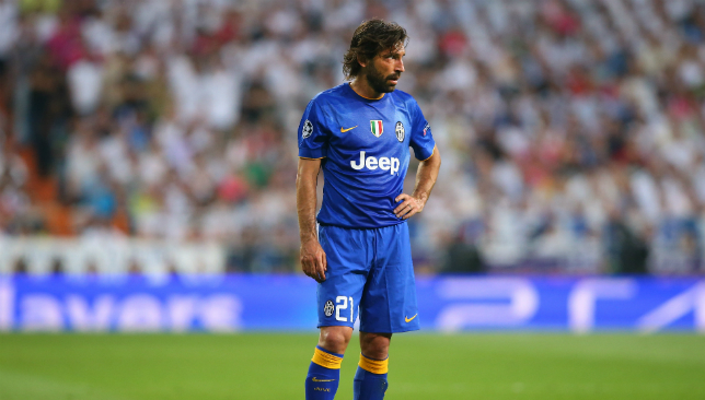Italy legend Pirlo to retire from professional football