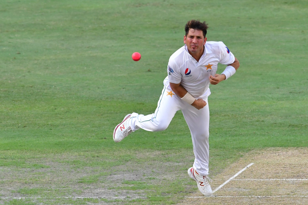 Yasir Shah will have to manage an increasingly heavy workload.