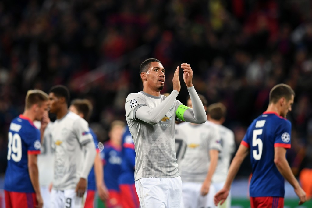 Smalling has shown he still deserves a place in Jose Mourinho's squad.
