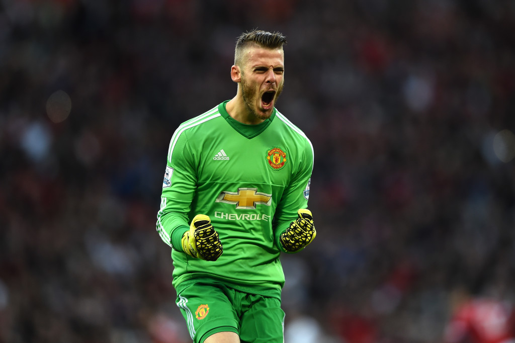 Some of De Gea's best displays have come against Liverpool.