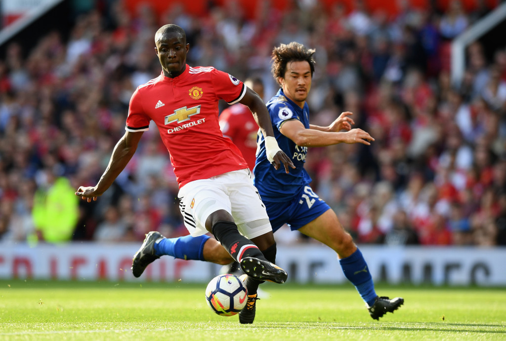 While Matip has regressed, Eric Bailly has developed impressively at United.