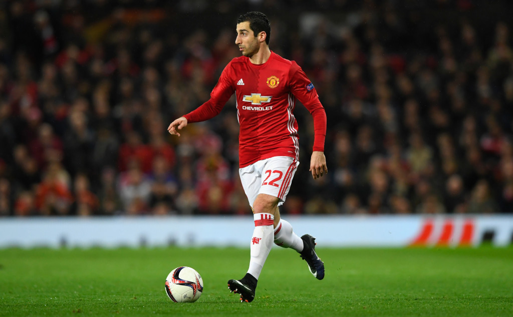 Mkhitaryan has the chance to rise to Mourinho's challenge and produce in a big game.