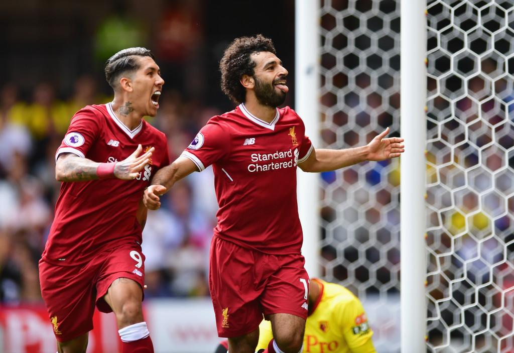 Mo Salah has made an electric start to his Liverpool career.
