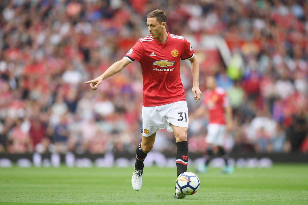 Matic has looked like one of the signings of the season so far.