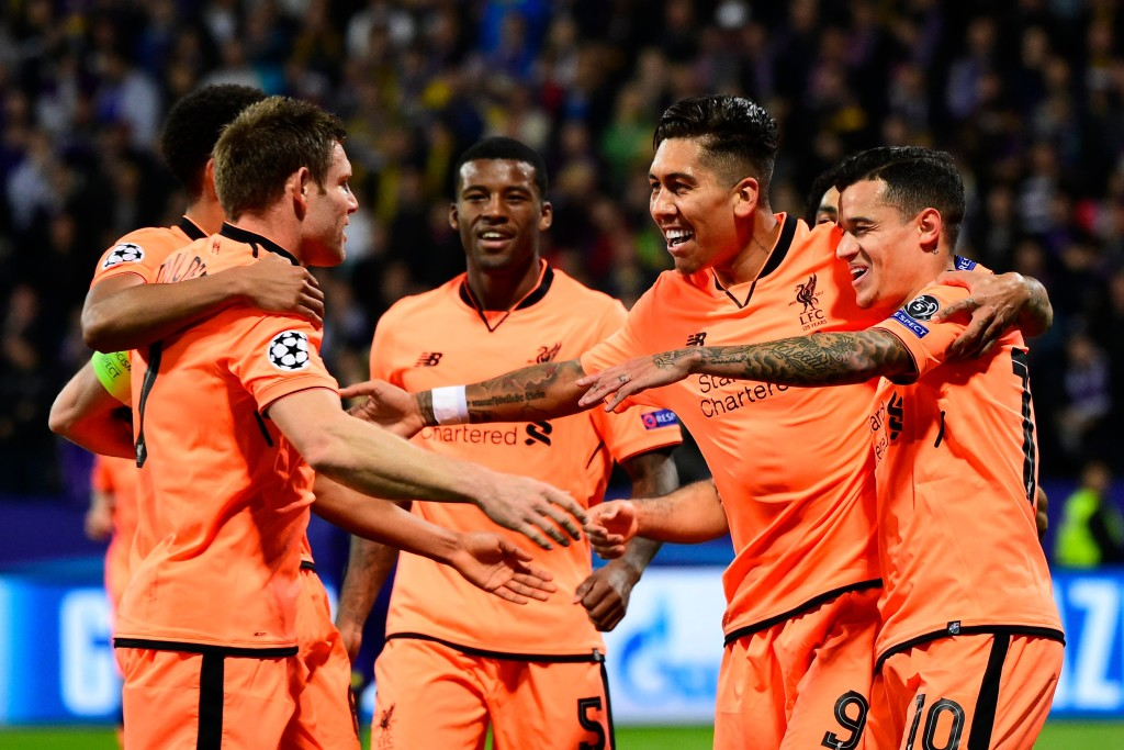 Liverpool's attack rediscovered their ruthlessness.