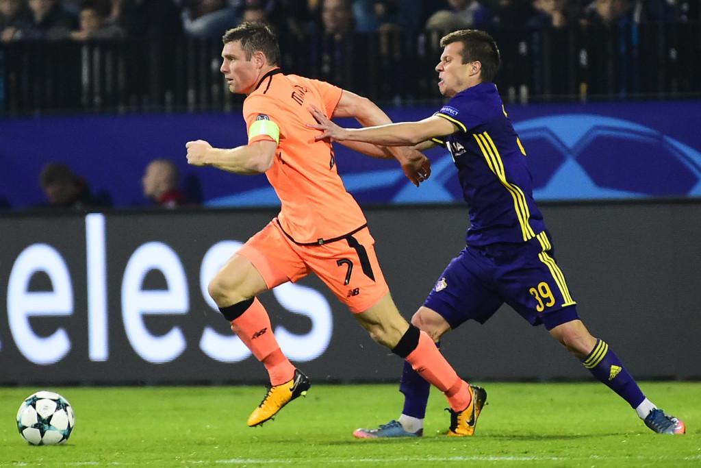 is Milner Liverpool's best midfielder?