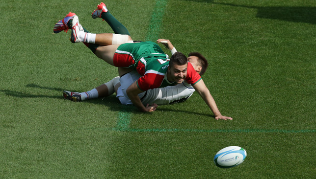 Relaxed Burgess reckons England have the World Cup X-factor
