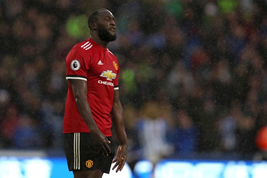 Romelu Lukaku hasn't scored for United since before the international break.