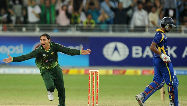 Ajmal was imperious at the start of the decade.