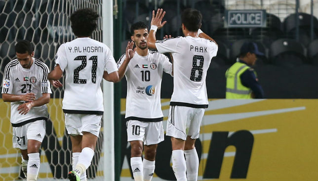 Jazira could clash with Madrid in the last four.