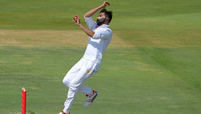 Amir injured his shin in the ongoing second Test at Dubai.