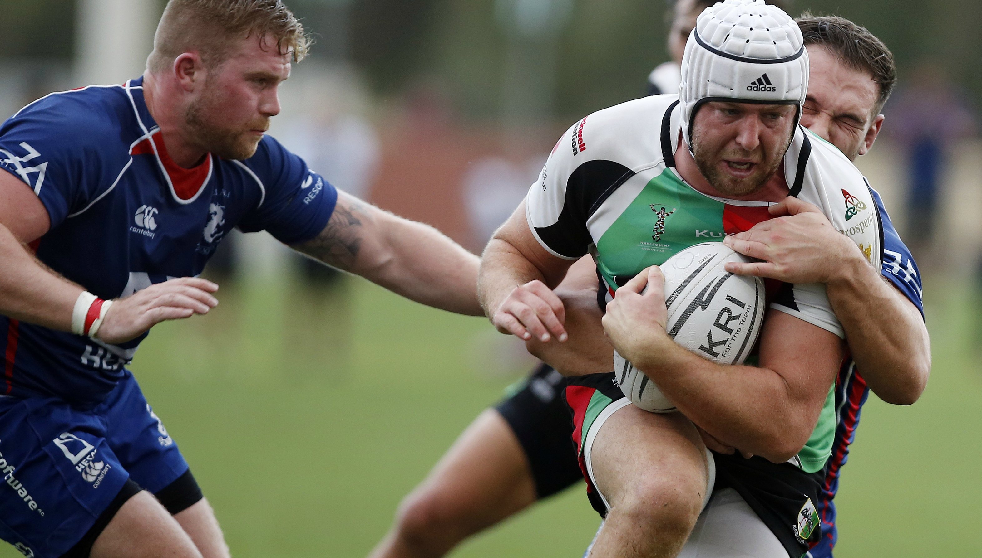Ben Bolger has been one of the standout stars of UAE rugby since 2012