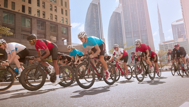 The 30-day challenge aims to make Dubai one one of the most active cities.