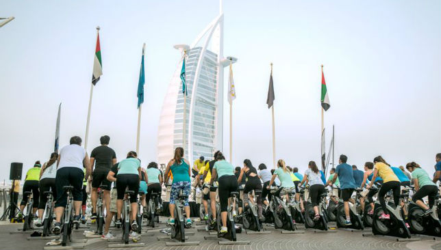 Dubai Fitness Challenge 2