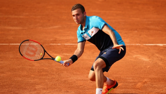 British tennis player Dan Evans banned one year for positive cocaine test